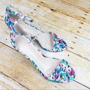 Jelly & Katie Ankle Strap Heel